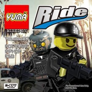 ヒップホップ・R&B・新譜【洋楽CD・MixCD】Ride Vol.137 / DJ Yuma[M便 2/12]|mixcd24