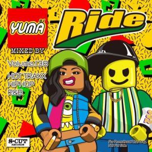 【洋楽CD・MixCD】Ride Vol.138 / DJ Yuma[M便 2/12]|mixcd24