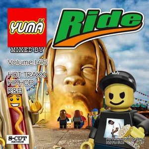【洋楽CD・MixCD】Ride Vol.145 / DJ Yuma[M便 2/12]
