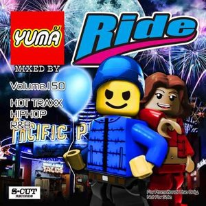 【洋楽CD・MixCD】Ride Vol.150 / DJ Yuma[M便 2/12]