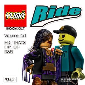 【洋楽CD・MixCD】Ride Vol.151 / DJ Yuma[M便 2/12]