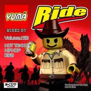 【洋楽CD・MixCD】Ride Vol.153 / DJ Yuma[M便 2/12]|mixcd24