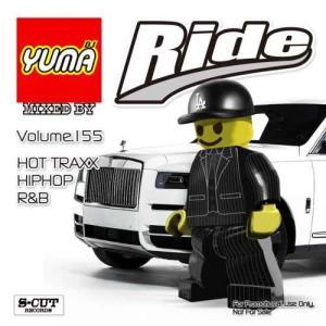 【洋楽CD・MixCD】Ride Vol.155 / DJ Yuma[M便 2/12]