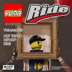 ヒップホップ R&B 新譜 2019年11月 トラビス スコット フレンチ モンタナ【洋楽CD・MixCD】Ride Vol.159 / DJ Yuma[M便 2/12]