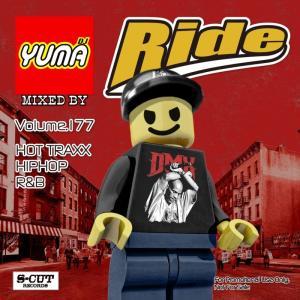 ヒップホップ R&B 新譜 2021 5月発売 DJユーマ  洋楽CD MixCD Ride Vol.177 / DJ Yuma[M便 2/12]|mixcd24