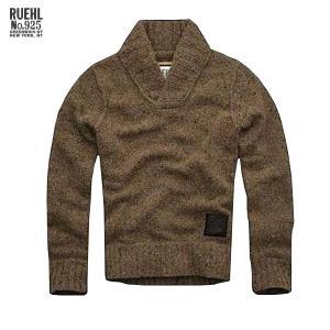 ルール RUEHL No.925 正規品 メンズ セーター SWEATER ブラウン・BROWN|mixon