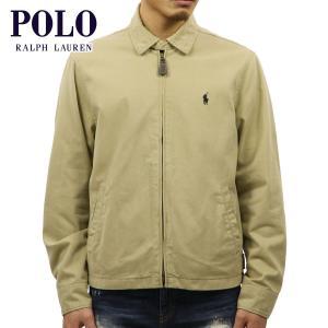 ポロ ラルフローレン ジャケット メンズ 正規品 POLO RALPH LAUREN アウター スイングジャケット PRL-NYC カーキ D00S20|mixon