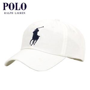 ポロ ラルフローレン POLO RALPH LAUREN 正規品 帽子 キャップ CAP Big Pony Hat ホワイ mixon