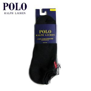 【エントリーで5%付与 4/6 0:00〜4/9 23:59】 ポロ ラルフローレン POLO RALPH LAUREN 正規品 靴下 ソックス Ghost Sock 3-Pack AS|mixon