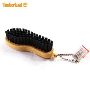 ティンバーランド Timberland 正規品 ブラシ RUBBER SOLE BRUSH イエロー|mixon