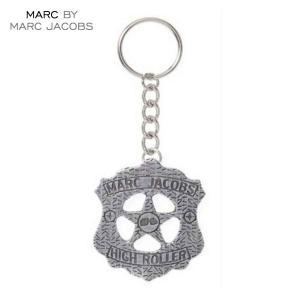 【エントリーで5%付与 2/16 0:00〜2/19 23:59】 マークジェイコブス MARCJACOBS 正規品 キーホルダー Vegas Badge Keychains HIGH RO|mixon