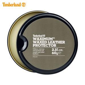 ティンバーランド Timberland 正規品 メンテナンスワックス WAXIMUM WAXED LEATHER PROTECTOR STYLE A1DDR000|mixon