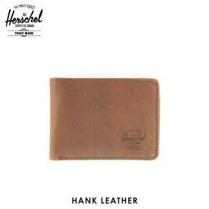 ハーシェル Herschel 10049-00037-OS Hank Leather Brown N...