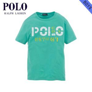 ポロ ラルフローレンキッズ POLO RALPH LAUREN CHILDREN 正規品 子供服 ボーイズ 半袖Tシャツ|mixon