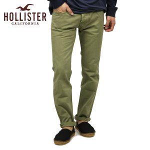 ホリスター メンズ HOLLISTER 正規品 ジーンズ SKINNY PANTS 331-380-0435-030|mixon
