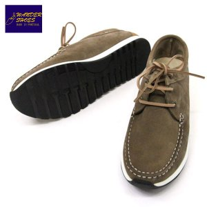【20%OFFセール 更にエントリーで10%付与 2/26 0:00〜2/28 23:59】 ワンダーシューズ WANDER SHOES モカシン REPLICA CHUKKA BOOTS (SUEDE BEIGE) mixon