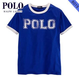 ポロ ラルフローレン キッズ 正規品 子供服 ボーイズ 半袖Tシャツ Polo Cotton Tee #33021536|mixon