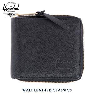 ハーシェル Herschel 財布 Walt Leather Classics Leather Wa...