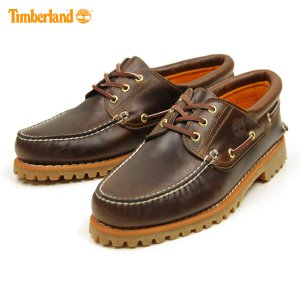 ティンバーランド Timberland 正規品 デッキシューズ スリーアイレット クラシックラグ デッキシューズ 6500A|mixon