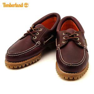 ティンバーランド Timberland 正規品 デッキシューズ スリーアイレット クラシックラグ デッキシューズ 6501A|mixon