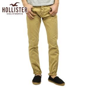 ホリスター メンズ HOLLISTER 正規品 チノパンツ Skinny 5 Pocket Pants 330-302-0|mixon