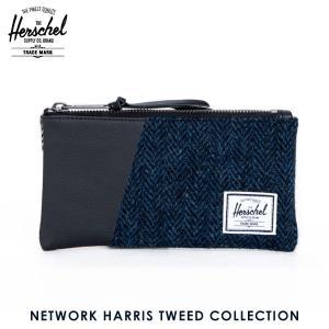 ハーシェル Herschel バッグ Network Small Harris Tweed COLL...