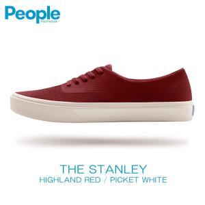 【20%OFFセール 更にエントリーで10%付与 2/26 0:00〜2/28 23:59】 ピープルフットウェア People Footwear 正規販売店 メンズ 靴 シューズ THE STANLEY NC|mixon