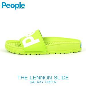 【エントリーで10%付与 2/26 0:00〜2/28 23:59】 ピープルフットウェア PEOPLE 正規品 メンズ 靴 シューズ サンダル レノン スライド THE LENNON SLIDE N|mixon