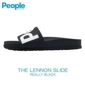 【エントリーで10%付与 2/26 0:00〜2/28 23:59】 ピープルフットウェア People Footwear 正規販売店 メンズ 靴 サンダル THE LENNON SLIDE|mixon
