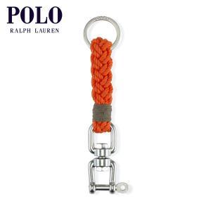 ポロ ラルフローレン POLO RALPH LAUREN 正規品 キーホルダー SWIVEL-PIN BRAIDED KE|mixon