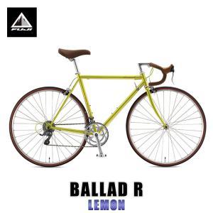 【エントリーで10%付与 2/26 0:00〜2/28 23:59】 フジ FUJI 自転車 2016 BALLAD R LEMON mixon