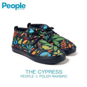 【エントリーで10%付与 2/26 0:00〜2/28 23:59】 ピープルフットウェア People Footwear 正規販売店 靴 シューズ People Footwear × POLER THE CYPRESS|mixon