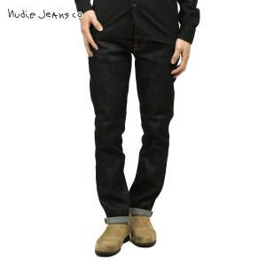 【ポイント10倍 2/23 0:00〜2/25 23:59まで】 ヌーディージーンズ グリムティム メンズ Nudie Jeans 正規販売店GRIM TIM 838 1125840 1310 DRY KNIGHT RI|mixon