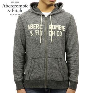 アバクロ パーカー メンズ Abercrombie&Fitch 正規品 ジップアップ GRAPHIC FULL-ZIP HOODIE 122-232-0768-122|mixon