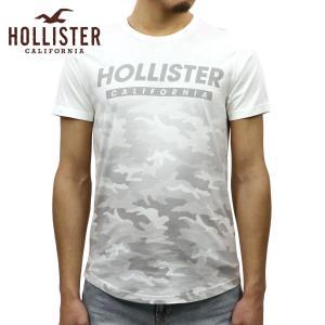 ホリスター Tシャツ メンズ HOLLISTER 正規品 半...