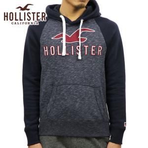 【エントリーで5%付与 2/16 0:00〜2/19 23:59】 ホリスター パーカー メンズ 正規品 HOLLISTER プルオーバーパーカー  Logo Graphic Hoodie 322-226-01|mixon