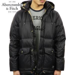 アバクロ ダウンジャケット メンズ Abercrombie&Fitch 正規品 アウター DOWN-FILLED PUFFER COAT 132-327-0409-900|mixon