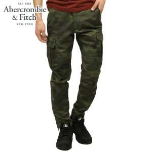 アバクロ カーゴパンツ メンズ 正規品 Abercrombie&Fitch スリムカーゴパンツ ボトムス  ATHLETIC SLIM CARGO PANTS 130-307-0642-378 mixon