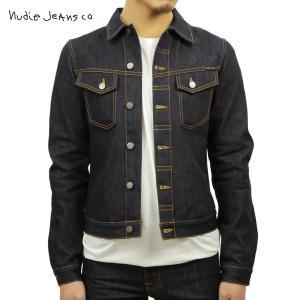 【ポイント10倍 2/23 0:00〜2/25 23:59まで】 ヌーディージーンズ アウター メンズ 正規販売店 Nudie Jeans ジャケット デニムジャケット KENNY DRY RING|mixon