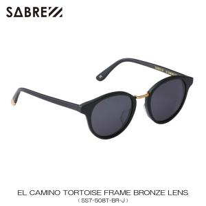セイバー SABRE 正規販売店 サングラス めがね EL CAMINO MATTE BLACK FRAME GREY LENS SUNGLASS SS7-508MB-G-J|mixon