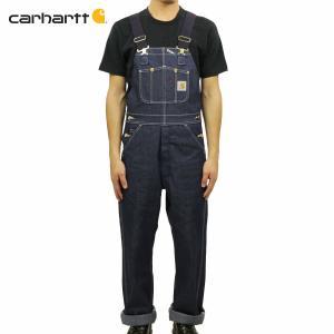【エントリーで10%付与 2/26 0:00〜2/28 23:59】 カーハート CARHARTT 正規品 メンズ オーバーオール DENIM BIB OVERALLS R08 - DNM DENIM|mixon