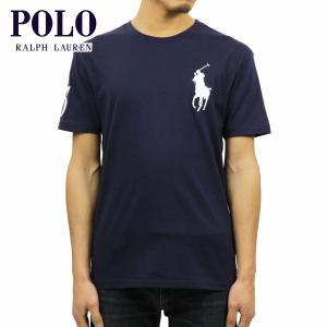 ポロ ラルフローレン POLO RALPH LAUREN 正規品 メンズ ビッグポニー 半袖Tシャツ BIG PONY CREW NECK TEE|mixon