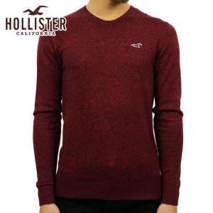 【エントリーで5%付与 2/16 0:00〜2/19 23:59】 ホリスター セーター メンズ 正規品 HOLLISTER クルーネックセーター  Lightweight Crewneck Sweater 3|mixon