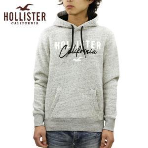 【エントリーで5%付与 2/16 0:00〜2/19 23:59】 ホリスター パーカー メンズ 正規品 HOLLISTER プルオーバーパーカー ロゴ Embroidered Logo Hoodie 322-|mixon