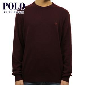 ポロ ラルフローレン セーター メンズ 正規品 POLO RALPH LAUREN クルーネックセーター  CREW NECK SWEATER|mixon