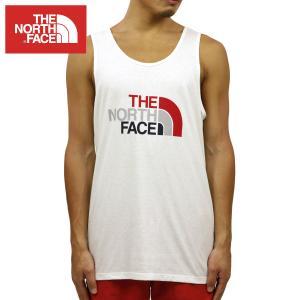 ノースフェイス タンクトップ メンズ 正規品 THE NORTH FACE 正規品 TRIBLND HALF DOME TANK TOP TEE TNF WHITE|mixon