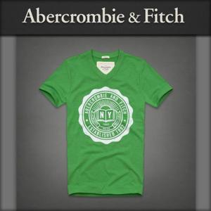 アバクロ Tシャツ メンズ Abercrombie&Fitch 正規品 半袖 Hoffman Mountain Tee G mixon