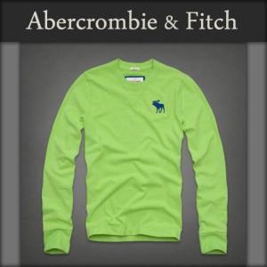 アバクロ Tシャツ メンズ Abercrombie&Fitch 正規品 長袖 Pinnacle Mountain Tee mixon