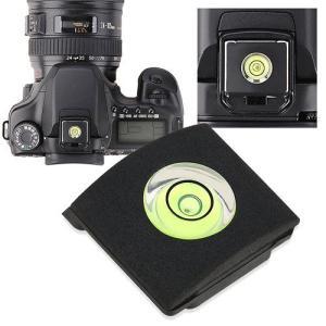 【48211】ホットシューカバー★水準器付き、Canon/Nikon/Pentax等アクセサリーシュー|mixy4