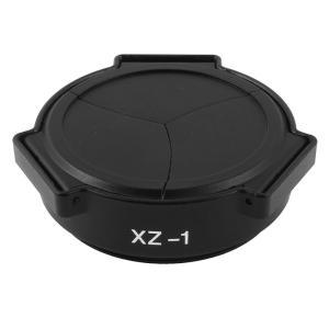 TKG」 OLYMPUS XZ-1,XZ-2用オートレンズキャップ 自動開閉式 オリンパスLC-63Aの互換品|mixy4